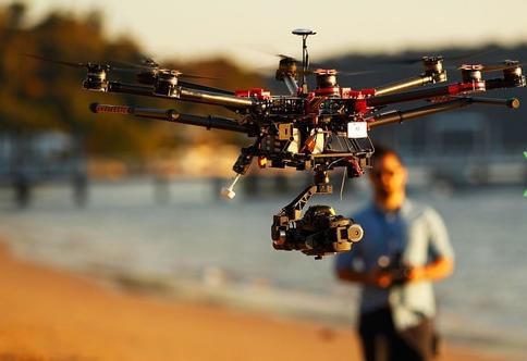 WISP Drone